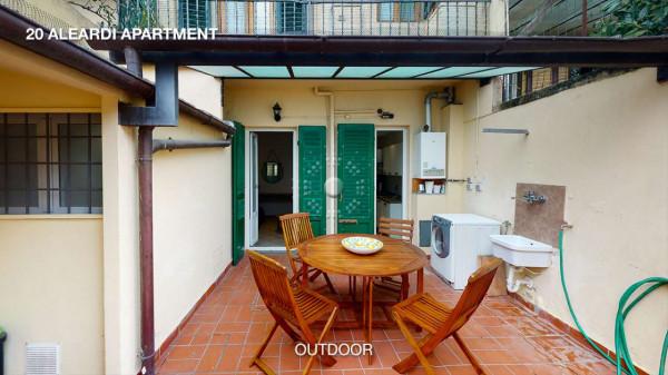 Appartamento in affitto a Firenze, Arredato, con giardino, 53 mq - Foto 13