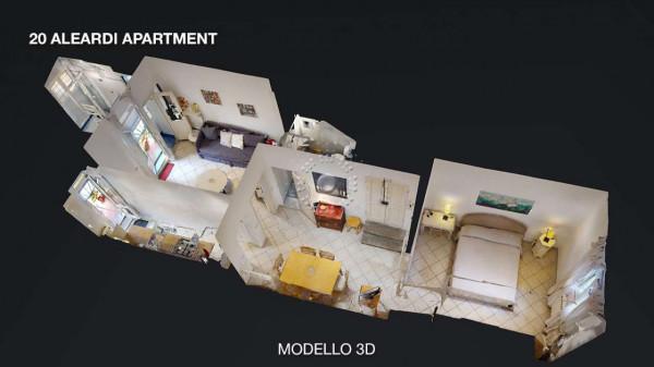 Appartamento in affitto a Firenze, Arredato, con giardino, 53 mq - Foto 4
