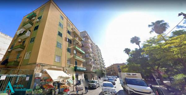 Appartamento in vendita a Taranto, Tre Carrare, Battisti, 74 mq