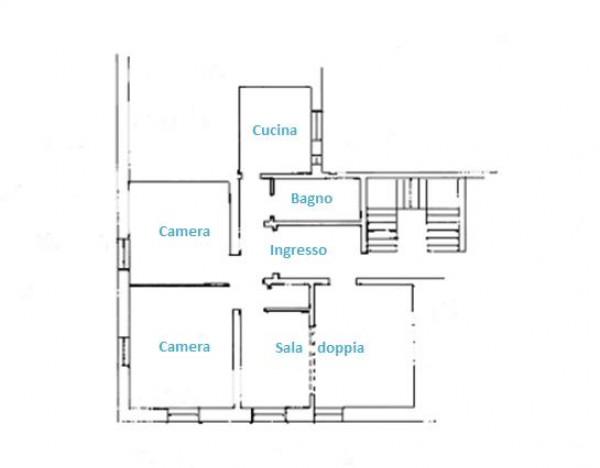 Appartamento in vendita a Genova, Foce, 110 mq - Foto 11