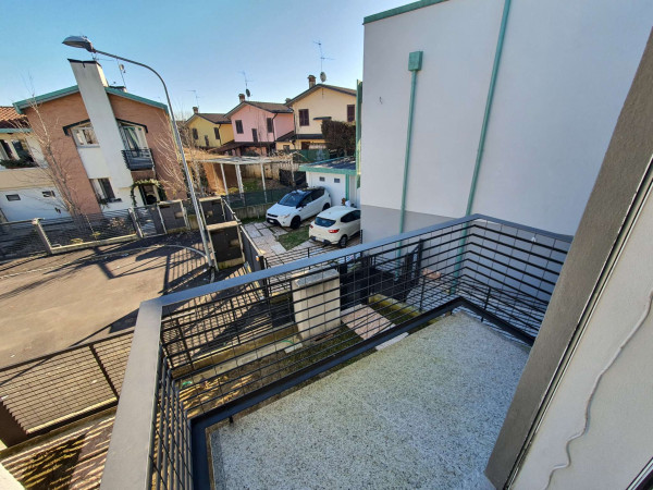 Villetta a schiera in vendita a San Colombano al Lambro, Residenziale A 1km Da San Colombano, Con giardino, 173 mq - Foto 59