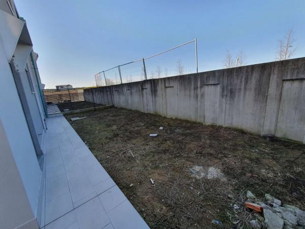 Villetta a schiera in vendita a Lodi, Residenziale A 10 Minuti Da Lodi, Con giardino, 170 mq - Foto 48