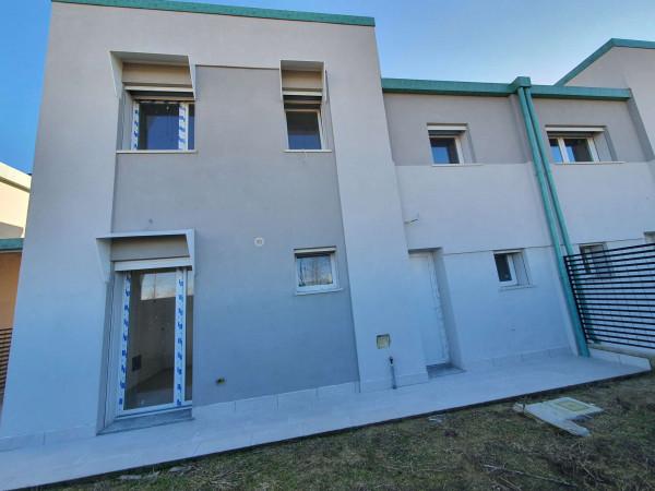 Villetta a schiera in vendita a Lodi, Residenziale A 10 Minuti Da Lodi, Con giardino, 170 mq - Foto 28