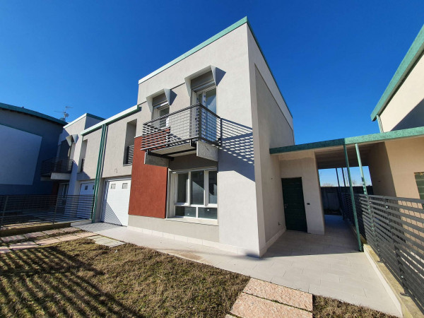 Villa in vendita a Lodi, Residenziale A 10 Minuti Da Lodi, Con giardino, 170 mq - Foto 31