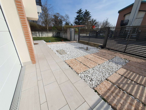 Villetta a schiera in vendita a Sant'Angelo Lodigiano, Residenziale A 5 Minuti Da Sant'angelo Lodigiano, Con giardino, 170 mq - Foto 3