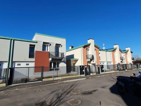 Villa in vendita a Sant'Angelo Lodigiano, Residenziale A 5 Minuti Da Sant'angelo Lodigiano, Con giardino, 161 mq - Foto 30