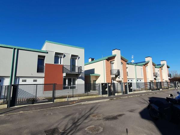 Villa in vendita a Sant'Angelo Lodigiano, Residenziale A 5 Minuti Da Sant'angelo Lodigiano, Con giardino, 161 mq - Foto 29
