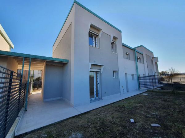 Villa in vendita a Sant'Angelo Lodigiano, Residenziale A 5 Minuti Da Sant'angelo Lodigiano, Con giardino, 161 mq - Foto 32