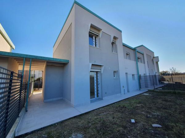 Villa in vendita a Sant'Angelo Lodigiano, Residenziale A 5 Minuti Da Sant'angelo Lodigiano, Con giardino, 161 mq - Foto 49