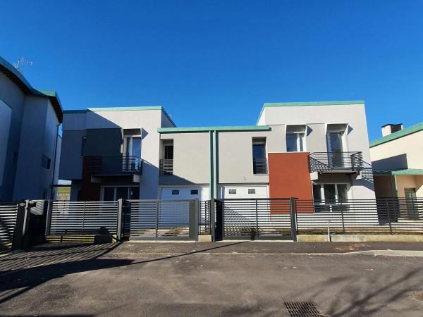 Villa in vendita a Sant'Angelo Lodigiano, Residenziale A 5 Minuti Da Sant'angelo Lodigiano, Con giardino, 161 mq - Foto 26