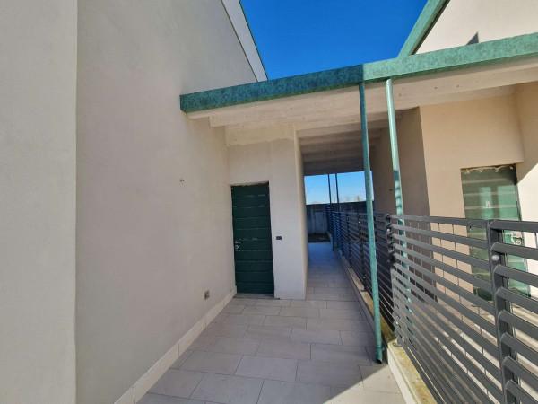 Villa in vendita a Sant'Angelo Lodigiano, Residenziale A 5 Minuti Da Sant'angelo Lodigiano, Con giardino, 161 mq - Foto 50