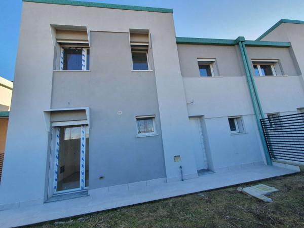 Villa in vendita a Sant'Angelo Lodigiano, Residenziale A 5 Minuti Da Sant'angelo Lodigiano, Con giardino, 161 mq - Foto 46