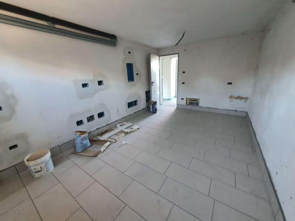 Villetta a schiera in vendita a Melegnano, Residenziale A 20 Minuti Da Melegnano, Con giardino, 173 mq - Foto 49