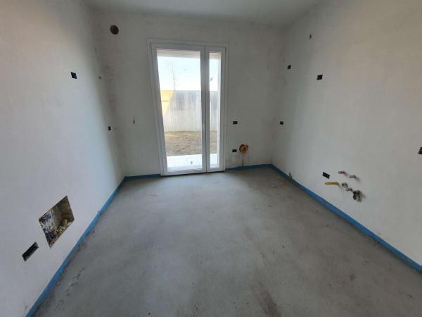 Villetta a schiera in vendita a Melegnano, Residenziale A 20 Minuti Da Melegnano, Con giardino, 173 mq - Foto 84
