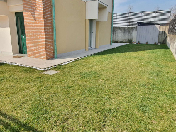 Villetta a schiera in vendita a Melegnano, Residenziale A 20 Minuti Da Melegnano, Con giardino, 173 mq - Foto 5