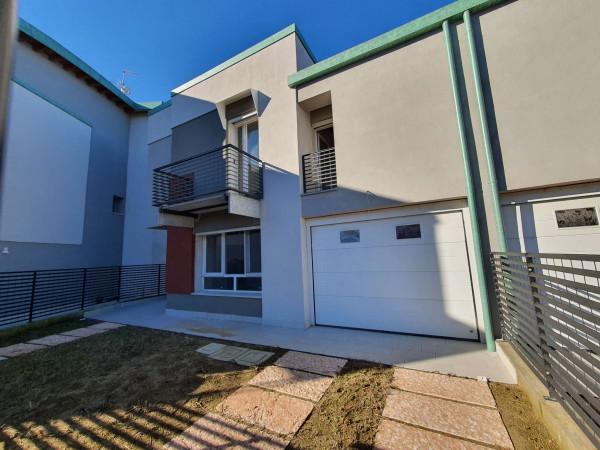 Villetta a schiera in vendita a Melegnano, Residenziale A 20 Minuti Da Melegnano, Con giardino, 173 mq - Foto 46