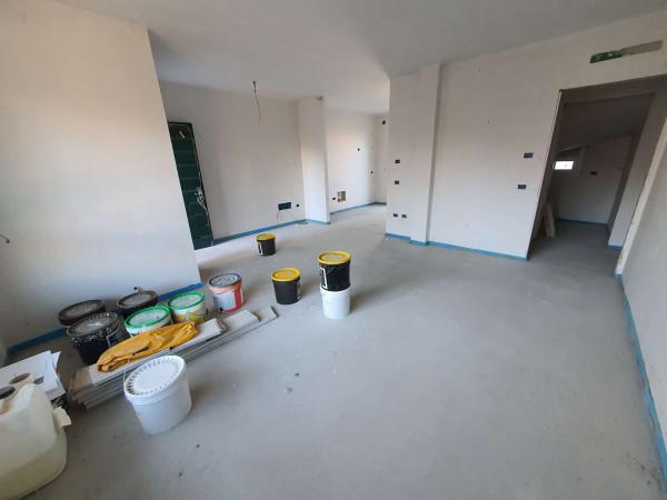 Villetta a schiera in vendita a Melegnano, Residenziale A 20 Minuti Da Melegnano, Con giardino, 173 mq - Foto 65
