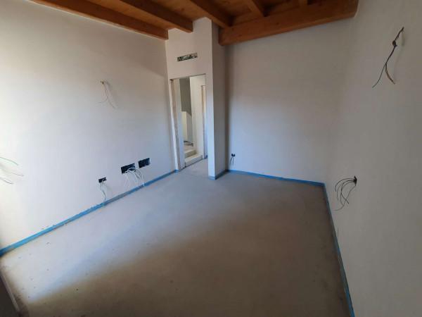 Villetta a schiera in vendita a Melegnano, Residenziale A 20 Minuti Da Melegnano, Con giardino, 173 mq - Foto 52