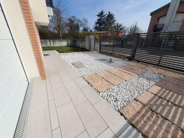 Villetta a schiera in vendita a Melegnano, Residenziale A 20 Minuti Da Melegnano, Con giardino, 173 mq - Foto 3
