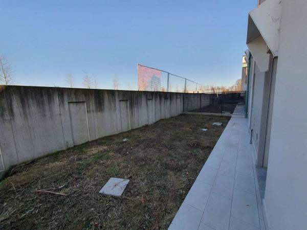Villetta a schiera in vendita a Melegnano, Residenziale A 20 Minuti Da Melegnano, Con giardino, 173 mq - Foto 71
