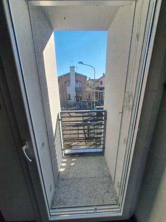 Villetta a schiera in vendita a Melegnano, Residenziale A 20 Minuti Da Melegnano, Con giardino, 173 mq - Foto 73