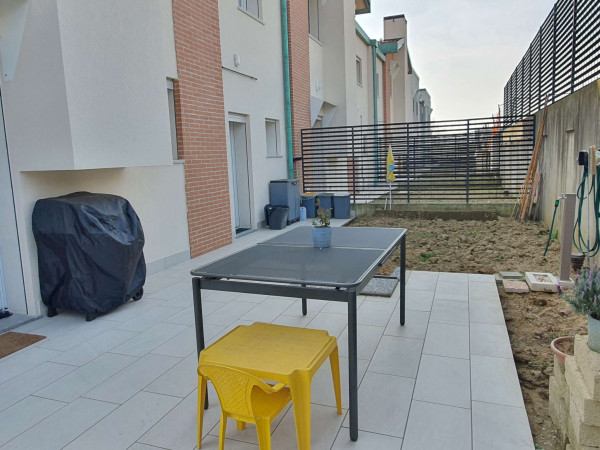 Villetta a schiera in vendita a Melegnano, Residenziale A 20 Minuti Da Melegnano, Con giardino, 170 mq - Foto 4