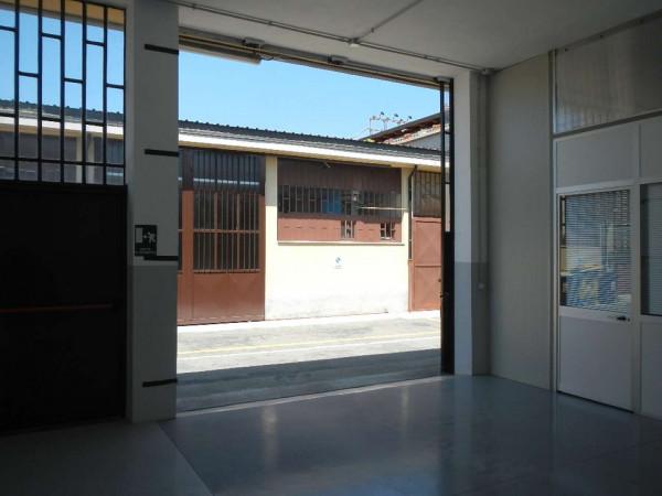 Locale Commerciale  in affitto a Borgaro Torinese, 300 mq - Foto 5