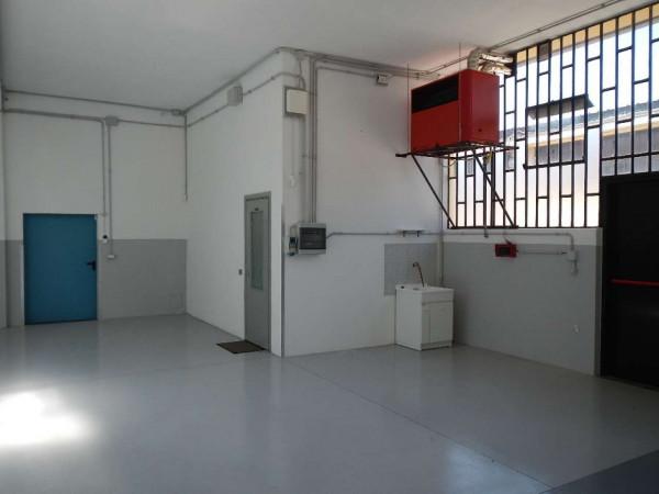 Locale Commerciale  in affitto a Borgaro Torinese, 300 mq
