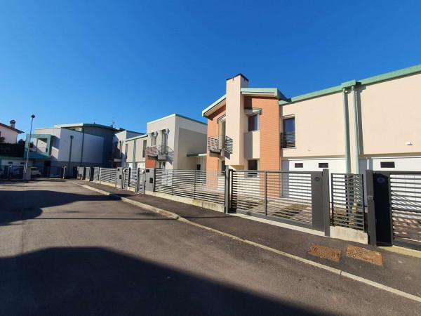 Villetta a schiera in vendita a Melegnano, Residenziale A 20 Minuti Da Melegnano, Con giardino, 168 mq - Foto 6