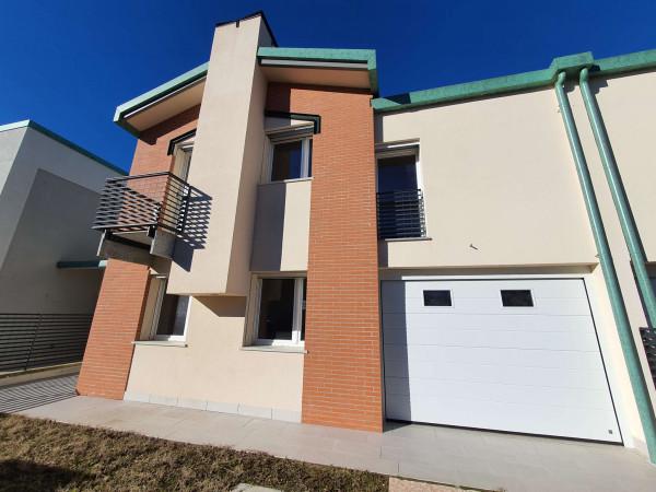 Villetta a schiera in vendita a Melegnano, Residenziale A 20 Minuti Da Melegnano, Con giardino, 168 mq - Foto 19