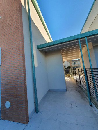 Villetta a schiera in vendita a Melegnano, Residenziale A 20 Minuti Da Melegnano, Con giardino, 168 mq - Foto 9
