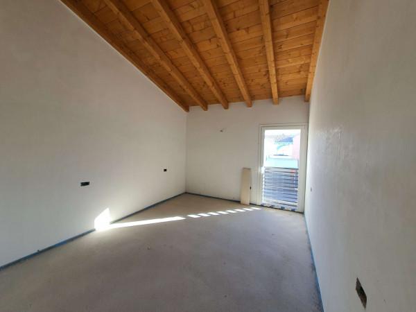 Villa in vendita a Borghetto Lodigiano, Residenziale, Con giardino, 168 mq - Foto 29