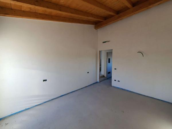 Villa in vendita a Borghetto Lodigiano, Residenziale, Con giardino, 168 mq - Foto 31
