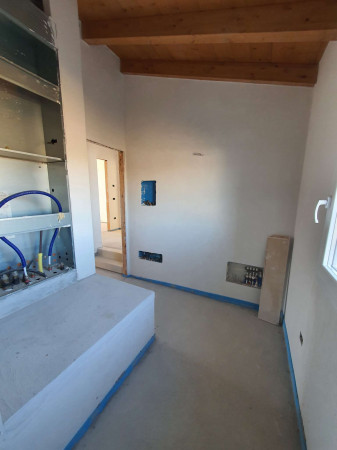 Villa in vendita a Borghetto Lodigiano, Residenziale, Con giardino, 168 mq - Foto 23