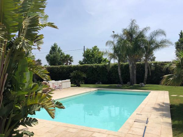 Villa in vendita a Lecce, Via Merine, Con giardino, 300 mq - Foto 6
