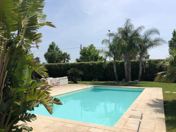 Villa in vendita a Lecce, Via Merine, Con giardino, 300 mq - Foto 5