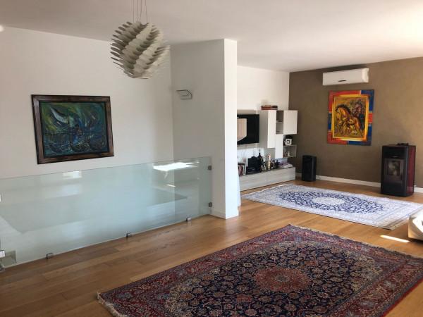 Villa in vendita a Lecce, Via Merine, Con giardino, 300 mq - Foto 2