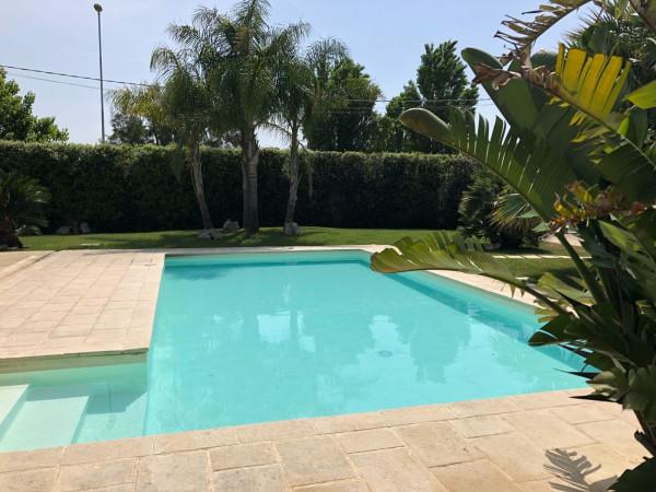 Villa in vendita a Lecce, Via Merine, Con giardino, 300 mq - Foto 17