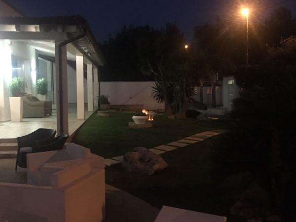 Villa in vendita a Lecce, Via Merine, Con giardino, 300 mq - Foto 12
