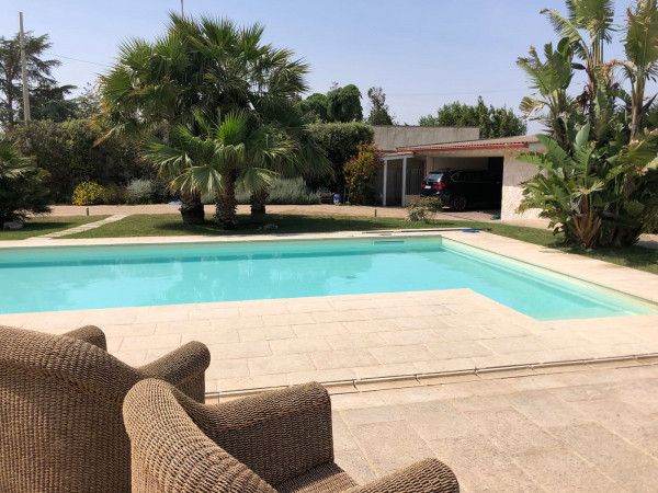 Villa in vendita a Lecce, Via Merine, Con giardino, 300 mq - Foto 3