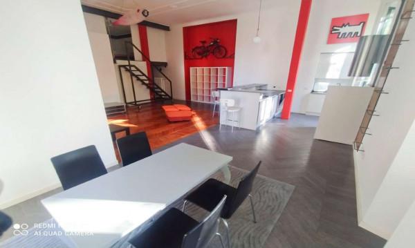 Appartamento in affitto a Milano, Fiera, Arredato, 110 mq - Foto 10