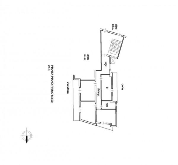 Appartamento in vendita a Sant'Anastasia, Centrale, 107 mq - Foto 3