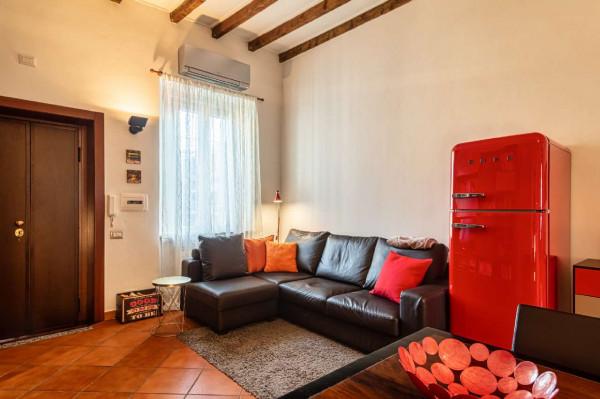 Appartamento in vendita a Milano, Rembrandt, Arredato, 50 mq