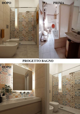 Appartamento in vendita a Milano, Con giardino, 56 mq - Foto 12