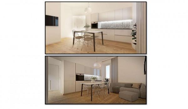 Appartamento in vendita a Milano, Con giardino, 56 mq - Foto 10