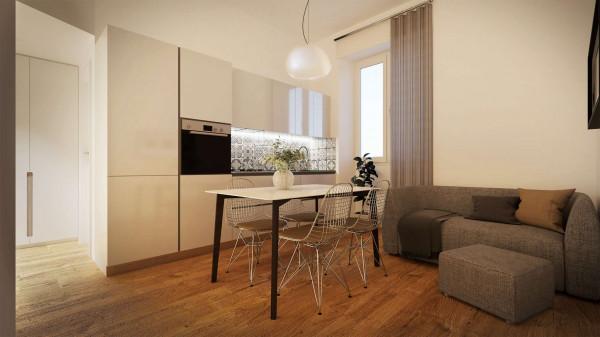 Appartamento in vendita a Milano, Con giardino, 56 mq - Foto 20