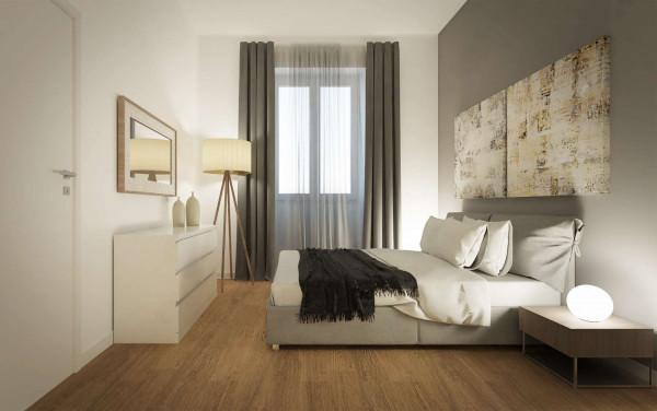 Appartamento in vendita a Milano, Con giardino, 56 mq - Foto 19