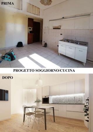 Appartamento in vendita a Milano, Con giardino, 56 mq - Foto 13