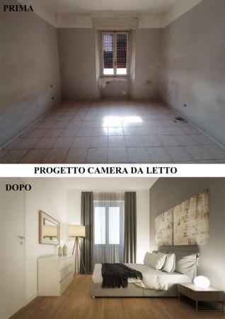 Appartamento in vendita a Milano, Con giardino, 56 mq - Foto 14