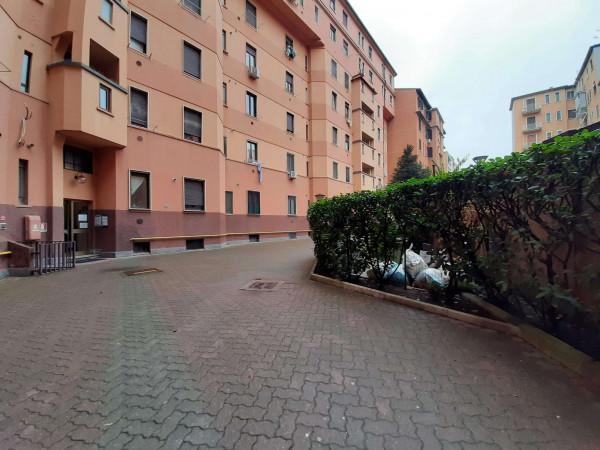 Appartamento in vendita a Milano, Con giardino, 56 mq - Foto 8